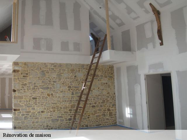 Rénovation de maison  37290